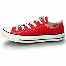 CONVERSE CHUCK TAYLOR ALL STAR OX MEN Red/White M9696 Casual Sneakers Shoes Sz 9