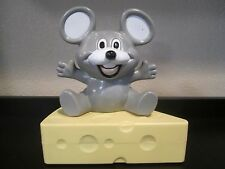 Vintage Radio Shack Blabber Mouse Talking AM Radio good working condition cheese