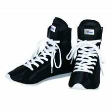 Winning Boxing Ring Shoes Short Ultra-light Type Rs-100 Black Us9.5(27.5cm)