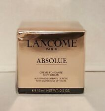 Lancome Absolue Soft Cream 15ml Travel Size New In Box & Sealed