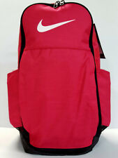 Nike Brasilia XL Backpack with Laptop Sleeve Color Rush Pink