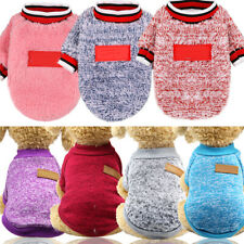 NEW Jumpsuit Jumper Pullover Fleece Sweater for Puppy Cat Dog Pet Vest