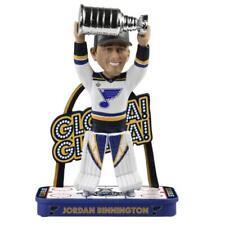 Jordan Binnington St. Louis Blues Gloria Gloria Stanley Cup Champions Bobblehead