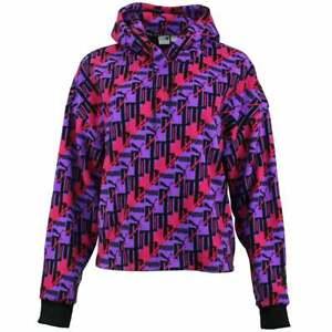 Puma Xtg  All Over Print Hoodie Womens   Casual  Hoodie  - Purple
