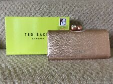 Ted Baker New Genuine Solange Leather Bobble Matinee Purse Boxed