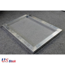 US Stock 6 PCS 20 x 24 inch Aluminum Screen with 110 White Mesh