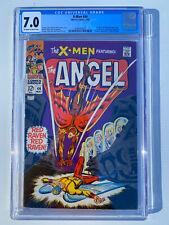 X-MEN #44 CGC 7.0