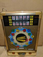 Addomat Wulff, Spielautomat von 1966, alt selten antik, Sammlerobjekt