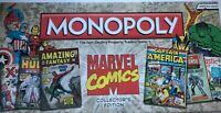 Monopoly Marvel Comics Collector's Edition 1999