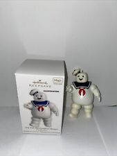 New ListingHallmark Keepsake Ornament Ghostbusters Stay Puft Marshmellow Man Preowned