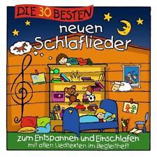 Die 30 Besten Neuen Schlaflieder Für Kinder von Karsten Glück, Simone S. OVP