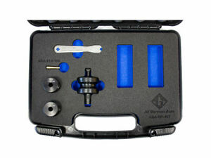 For 2012 BMW 650i xDrive Fuel Injector and Seal Tool Kit 91281HK