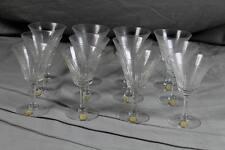 Vintage - 12 x Spiegelau Helios Kristall Rotwein Gläser - unbenutzt + OVP  /S253