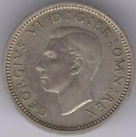 1944 George VI George VI Threepence   Key Date   Pennies2Pounds