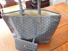 /Goyard/St Louis tote Handbag w/ Pouch bag size PM
