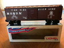 A Vintage Lionel Box Car -Monon 9230 - $25.00