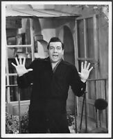Mario Lanza Original 1950s MGM Promo Portrait Photo Seven Hills of Rome