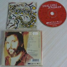 CD ALBUM JERUSALEM STEVE EARLE 11 TITRES 2002