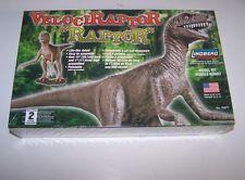 """New 2006 Lindberg 15"""" Long Velociraptor """"Raptor"""" Model Kit #70277"""