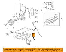 Chevrolet GM OEM 09-13 Corvette Engine-Oil Filter 12626224