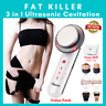 Ultrasonic Cavitation Fat Body Slimming Machine Massager Anti Cellulite Remover