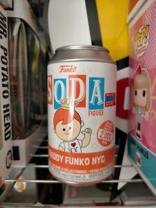 Freddy Funko soda - SDCC