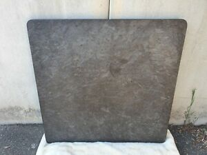 Schiefer Tischplatte Fossilien Schnecken Versteinerungen AMMONITEN Tisch Platte