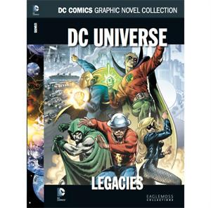 "DC COMICS GRAPHIC NOVEL COLLECTION SPECIAL #3 ""DC UNIVERSE LEGACIES"" HC"