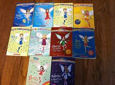 10 Rainbow Magic Little Apple children's chapter books A.R. paperback kid's lot