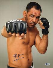 ANTONIO ROGERIO NOGUEIRA SIGNED AUTO'D 11X14 PHOTO BAS COA UFC 140 PRIDE NOG I