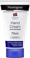 Neutrogena Norwegian Formula Hand Cream Concentrated Scented 75 ml Immediate and