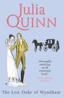 The Lost Duke Of Wyndham: Number 1 in series (Two Dukes of Wyndham),Julia Quinn