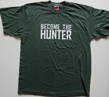 CRYSIS 3: Fear the Hunter TShirt - S - PROMO - Perfect for a PS3 / XBOX 360 Fan!