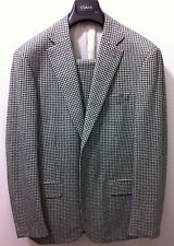 NWT$4950 ISAIA Napoli Italy Sartorial lux.World Class gorgeous Suits 50/40US