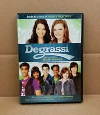 Degrassi: The Complete Tenth Season 10 (DVD, 2012, 4-Disc Set, Widescreen)