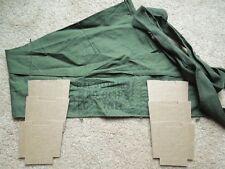 USGI Original Garand .3006 .30 Cal Green OD 6 Pocket Lake City Tracer Bandoleer