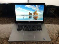 Dell Inspiron 15-7579 2in1 Touchscreen Laptop Core i5-7200U 8GB 256GB SSD Win-10