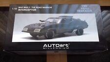 AUTOart 1/18 MADMAX Ford Falcon 'Interceptor' original picture box release.