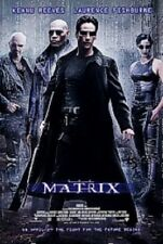 THE MATRIX KEANU REEVES NEW MOVIE POSTER REGULAR