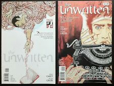 The Unwritten #1-23 2009-2011 1st print DC/Vertigo by Carey Gross Locke Mike