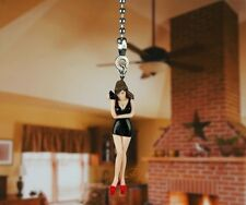 Lupin the Third 3rd III Fujiko Comics Ceiling Fan Pull Light Lamp Chain K1127 D