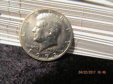1972 KENNEDY HALF DOLLAR from US Mint Set!! Uncirculated - BU #5