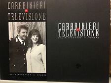 2002 CARABINIERI IN TELEVISIONE DAL BIANCONERO AL COLORE-  COFANETTO - NUOVO