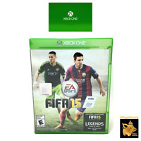 Fifa 15  (2015)  Xbox One Video Game Disc with Box and Manual Tested Works A+