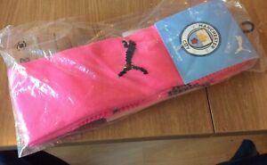Puma - Manchester City  Pro Third Football Socks - Size Adults Uk 9-12 EUR 43/46