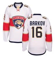 Aleksander Barkov Florida Panthers #16 stitched  men's player game jersey