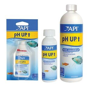 API pH Up Freshwater Aquarium Water Treatment   Free Shipping
