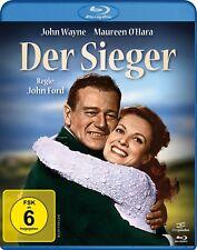 Der Sieger - The Quiet Man (1952) - mit John Wayne - Filmjuwelen BLU-RAY