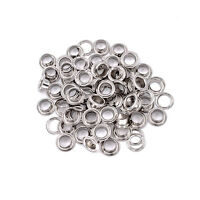12mm Long Barrell Eyelets Washers Leather Shoes Bags Clothing Tarpaulin Grommets