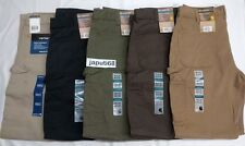 2 pair Carhartt Men's Washed Twill Cargo Pant B324 [CADS-324]